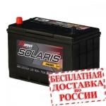 Аккумулятор RDrive SOLARIS DIESEL SMF 105D31R - 2019