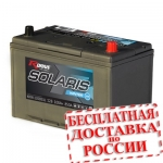 Аккумулятор RDRIVE SOLARIS WINTER SMF 135D31L (Корея) - 2019