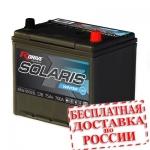 Аккумулятор RDrive SOLARIS WINTER SMF 95D23L (Корея) - 2019