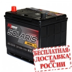 Аккумулятор RDrive SOLARIS DIESEL SMF 55D23R (Корея) - 2019