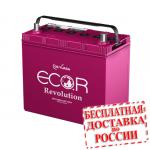 Аккумулятор ECO.R Revolution 75B24L / N-65