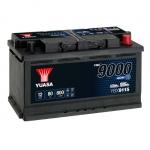 Аккумулятор YUASA YBX9115 (L4, 80 EU)-2020