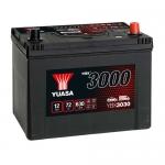Аккумулятор YUASA YBX3030 (85D26L)-2020