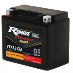 Мото аккумулятор RDrive eXtremal Gold NANO GEL YTX12-GEL-2020