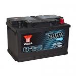 Аккумулятор YUASA YBX7100 (LB3, 65 EU)-2019