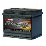 Аккумулятор RDrive PHANTOM DIESEL MF 060054L2 - 2020
