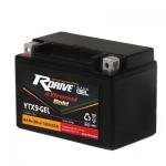 Мото аккумулятор RDrive eXtremal Gold NANO GEL YTX9-GEL - 2020