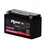 Мото аккумулятор RDrive eXtremal Iridium NANO GEL YT7B-4-GEL