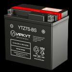 Мото аккумулятор ИРКУТ YTZ7S-BS
