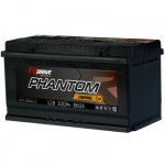 Аккумулятор RDrive PHANTOM DIESEL MF 100086L5 - 2020
