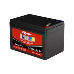 AGM батарея для детских электромобилей RDriveJunior EV12-14-2019