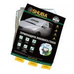 Термозащита лобового стекла SHUBA-M