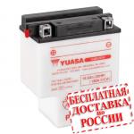 Мото аккумулятор YUASA HUB16A-AB