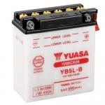 Мото аккумулятор YUASA YB5L-B