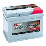 Аккумулятор RDrive PHANTOM POWER SMF 062054L2-2019
