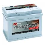 Аккумулятор RDrive PHANTOM POWER SMF 062054LB2-2019