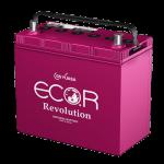 Аккумулятор ECO.R Revolution 75B24L / N-65-2019