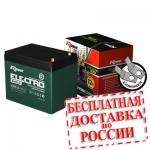 Тяговый гелевый аккумулятор RDrive ELECTRO VELO 6-DZF-12