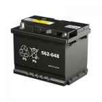 Аккумулятор GS YUASA EU-562-048 (Япония)-2020