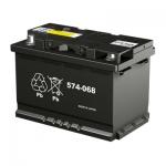 Аккумулятор GS YUASA EU-574-068 (Япония)-2020