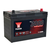 Аккумулятор YUASA YBX3669 (GR31 BCI, 110 EU)-2019