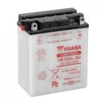Мото аккумулятор YUASA YB12AL-A2