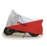 Усиленный огнеупорный тент-чехол для мотоцикла RDrive EXTRA-XL